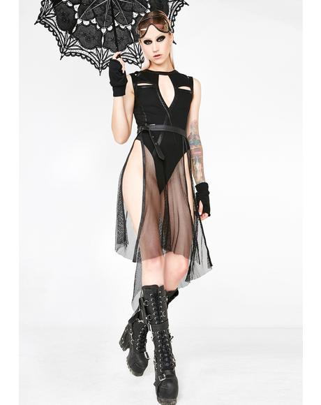 Gothic Individual Net Belt