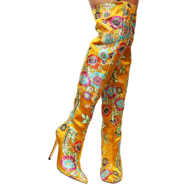 Privileged Marston Thigh High Boots