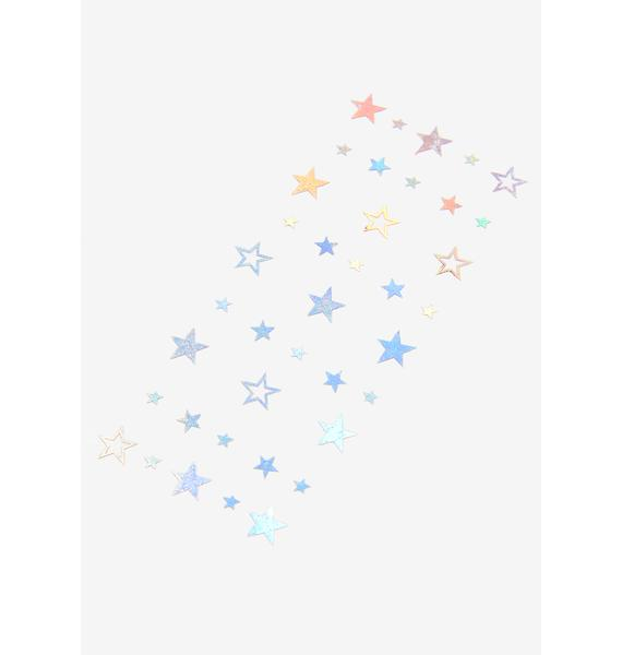 Magic & Manifest Holographic Star Sparkles