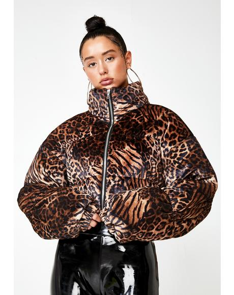 Remy Puffer Jacket