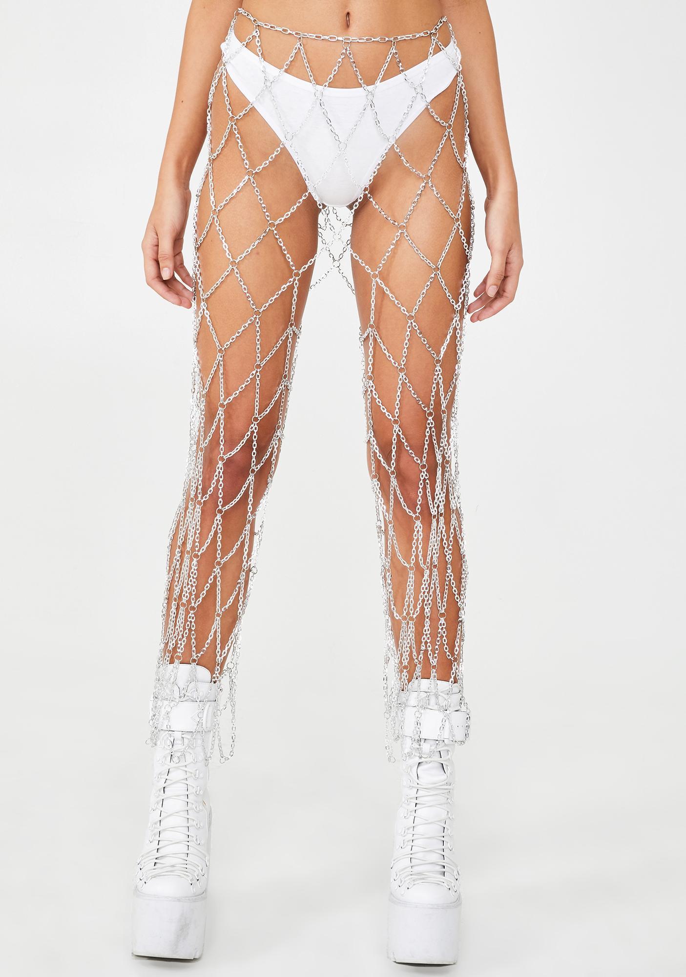 Desert Vibe Chain Pants
