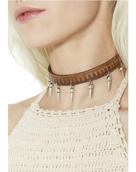 Pins And Needles Choker