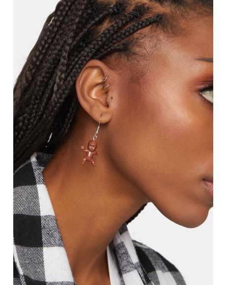 Baby Talk Drop Earrings
