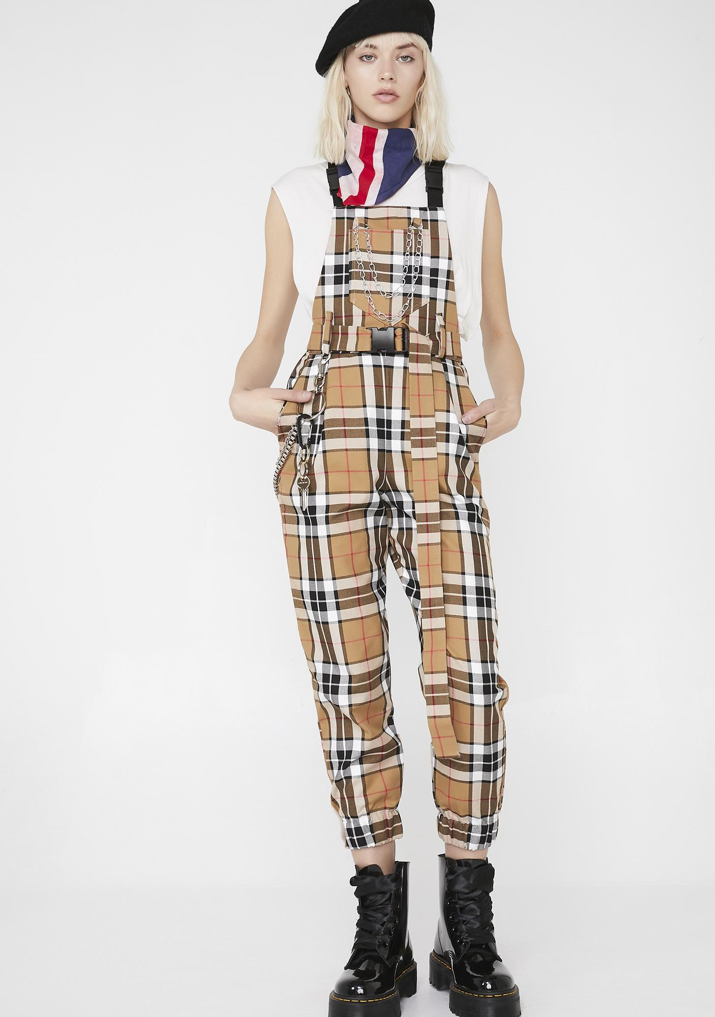 LOVE TOO TRUE Ashley Dungarees