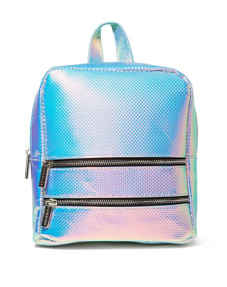 Iridescent Molly Backpack