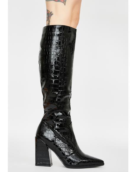 Kaya Knee High Boots