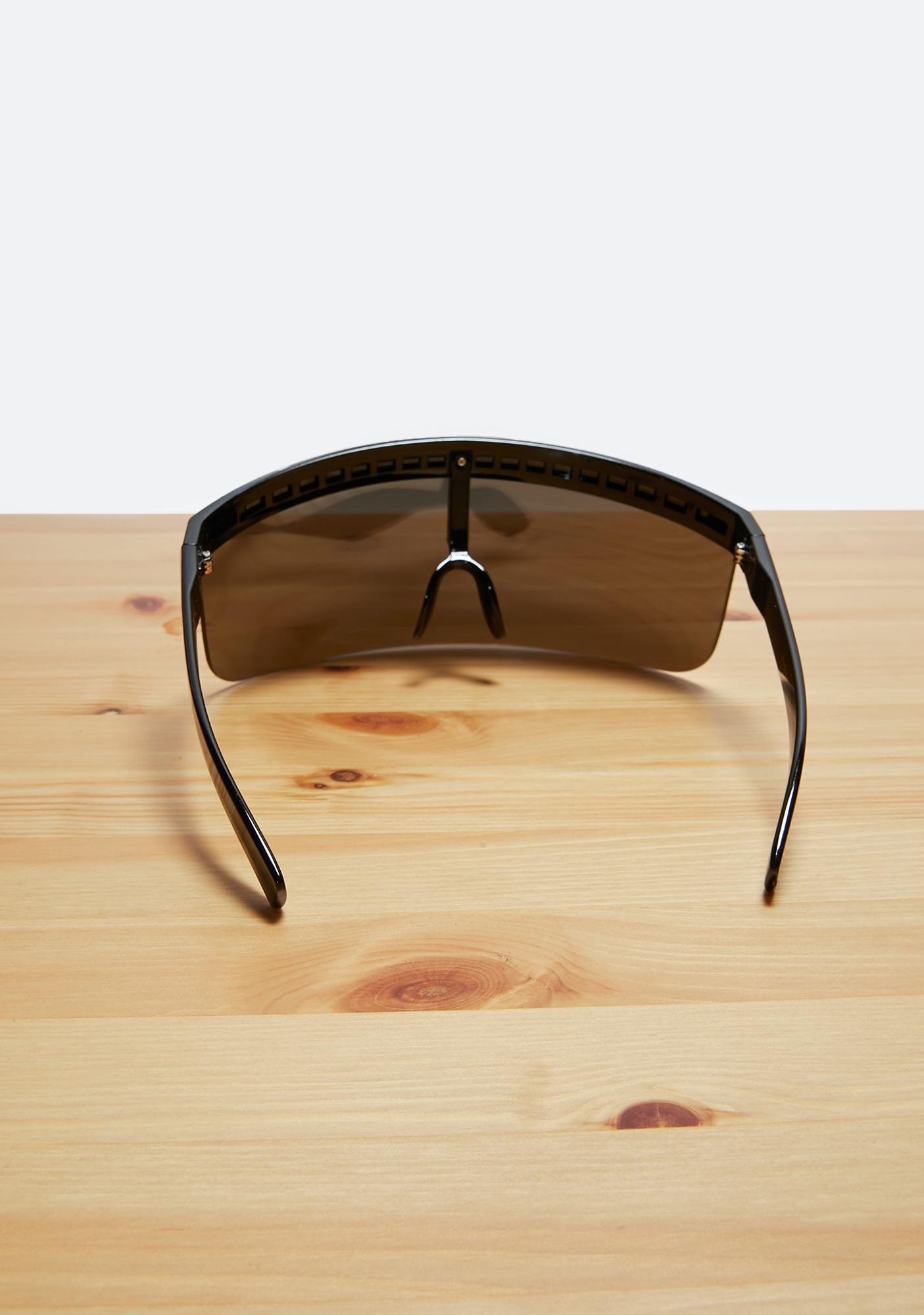 All Business Shield Sunglasses