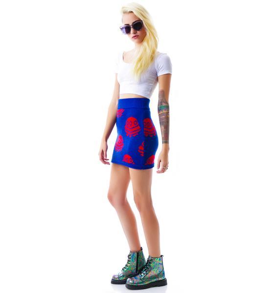 Joyrich Space Landing Mini Tube Skirt