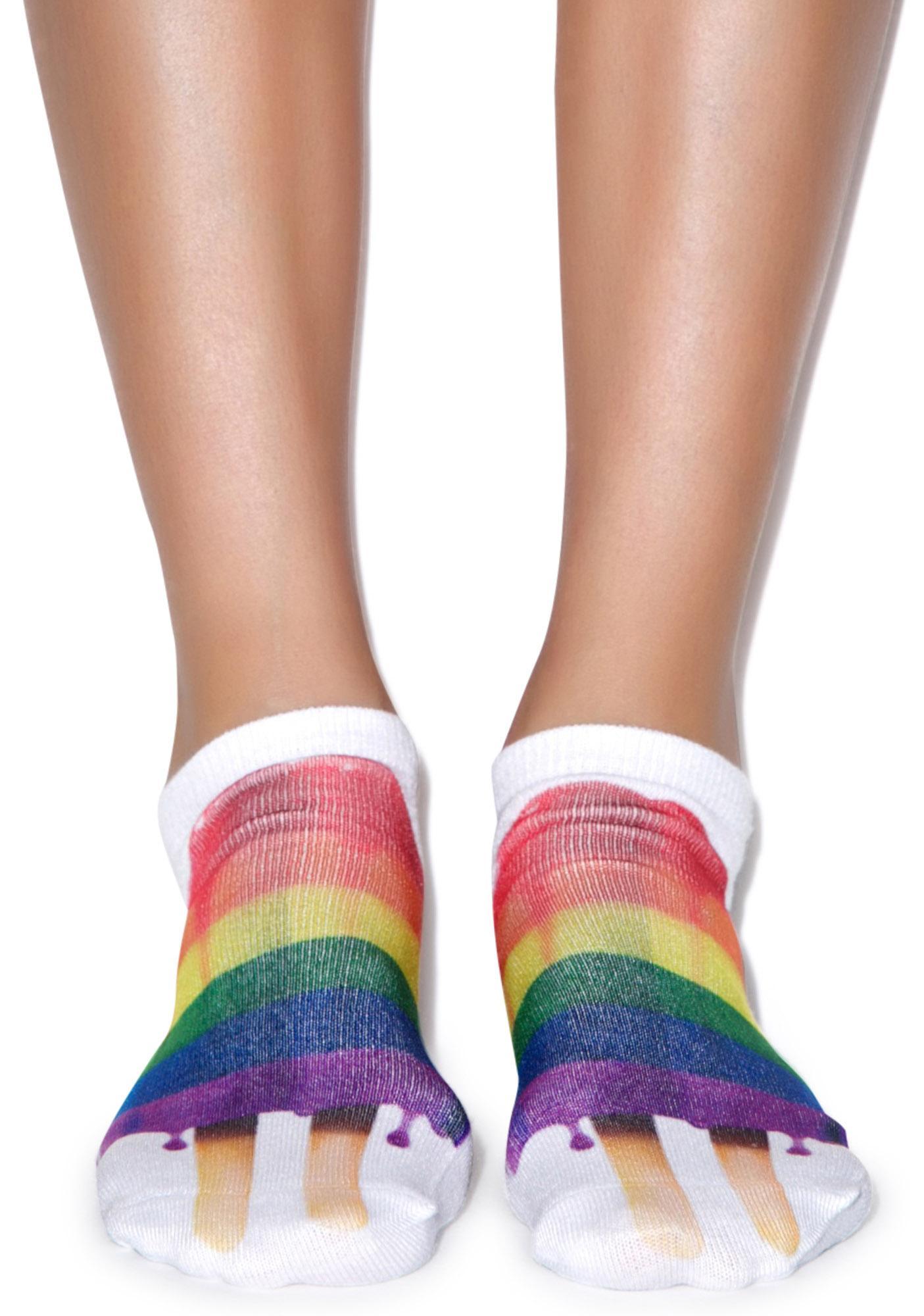 Suck It Ankle Socks