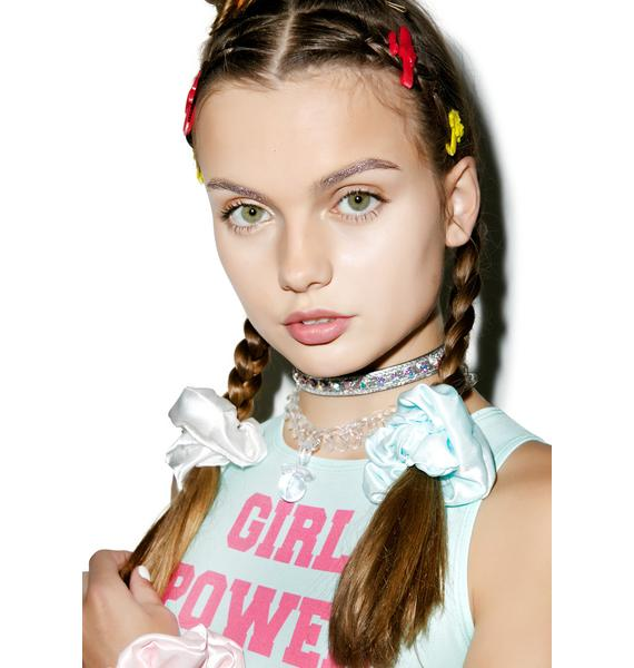 O Mighty Babygirl Scrunchie Set
