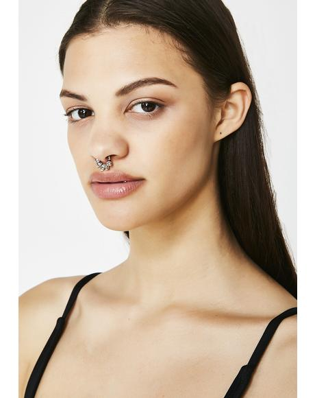 Walking Dead Septum Ring