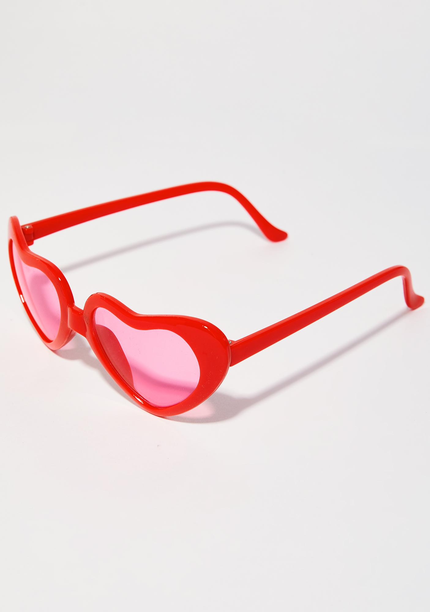 Spread The Love Heart Sunglasses