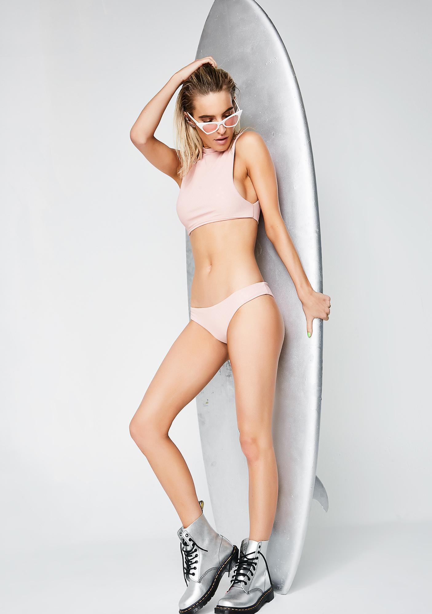 Frankies Bikinis Greer Bikini Bottoms