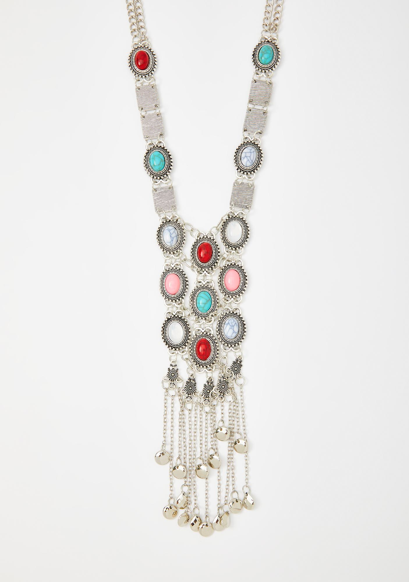 Maverick Maxim Beaded Necklace