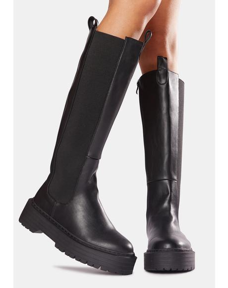 Andi Knee High Boots
