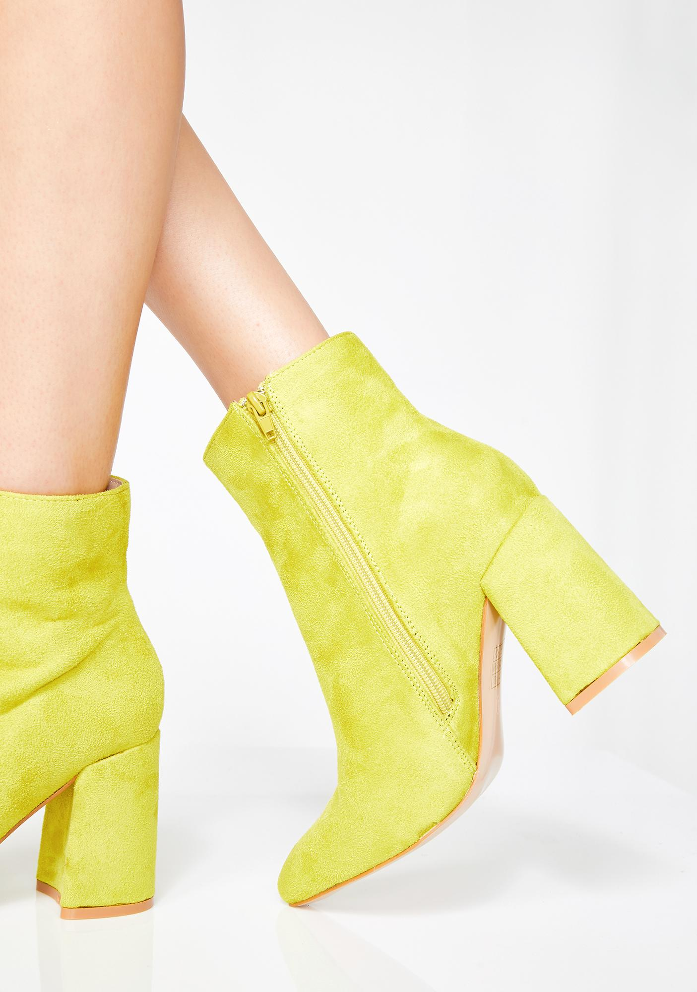 71ba6b276 Public Desire Alpha Pointed Ankle Boots | Dolls Kill