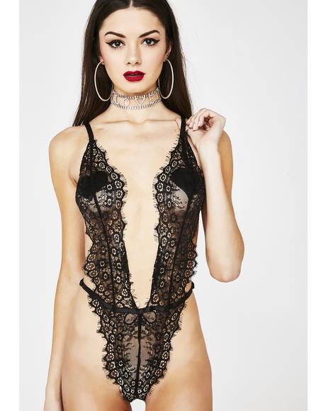 Sexx Me Up Lace Teddy