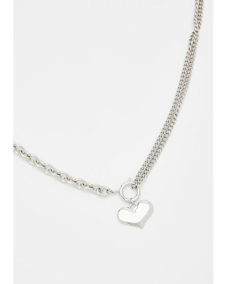 Faithful N' True Chain Necklace