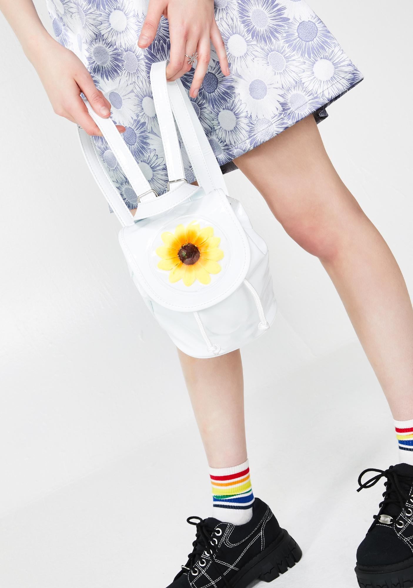 dELiA*s by Dolls Kill Sweetest Thing Patent Backpack