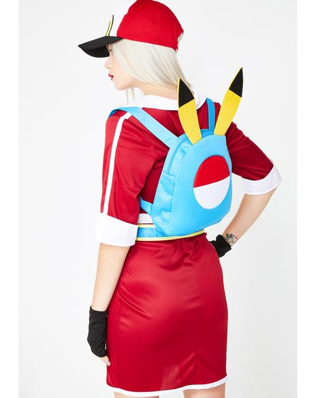 Catch 'Em All Babe Costume