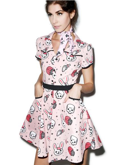 Hellbilly Zombie Bunnies Dress