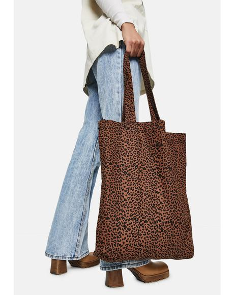 Panthera Tote Bag