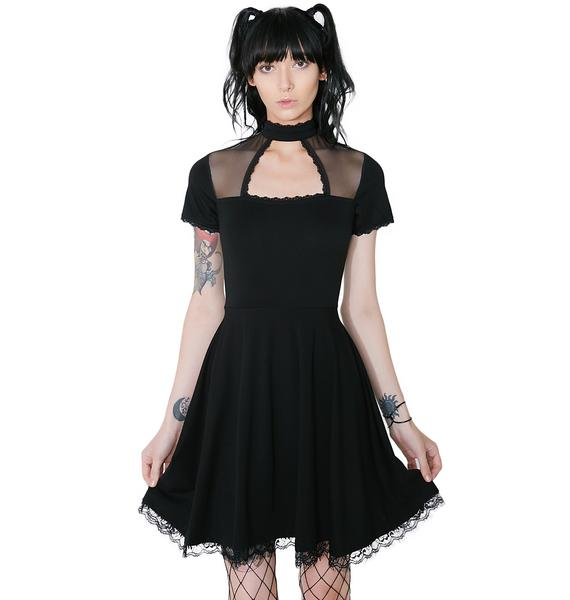 Killstar Draculana Skater Dress