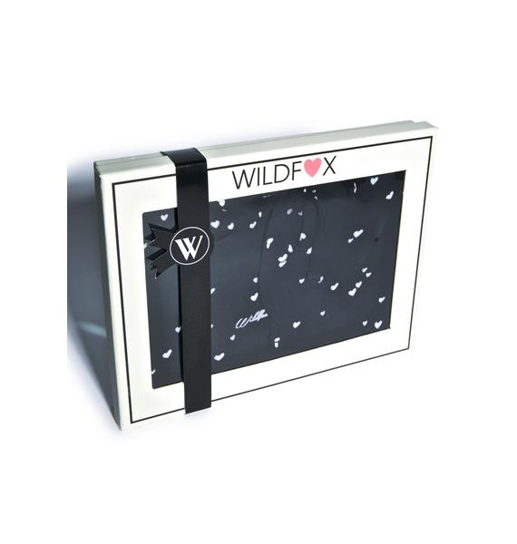 Wildfox Couture Wild Hearts Keyhole Cami Set