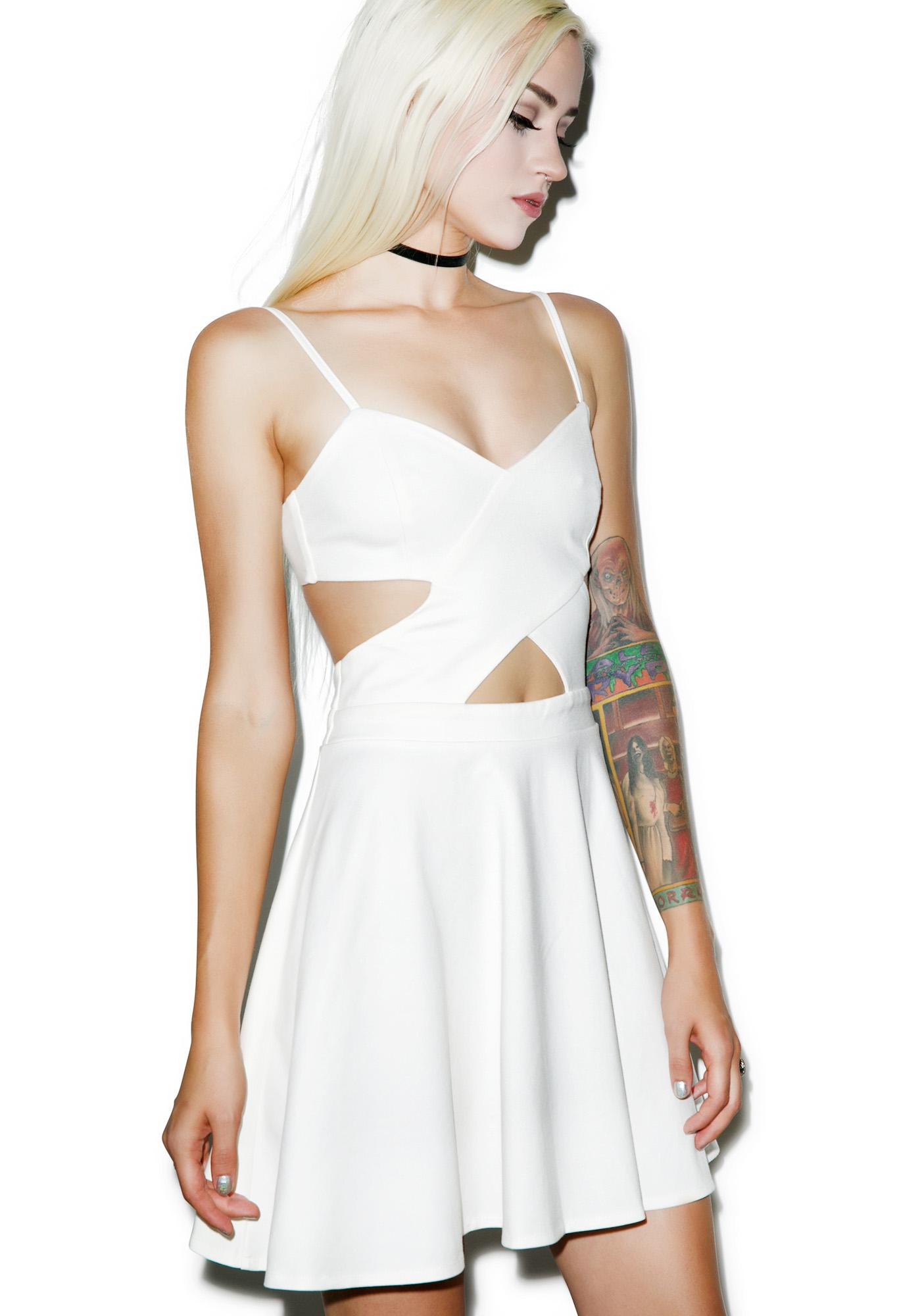 WYLDR In Love Skater Dress