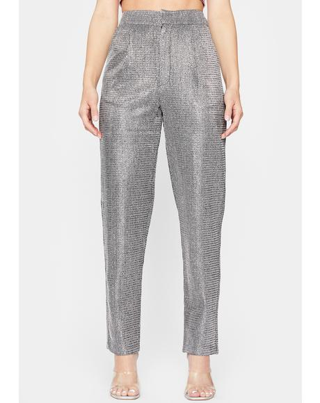 Disco Diva Sparkle Trousers
