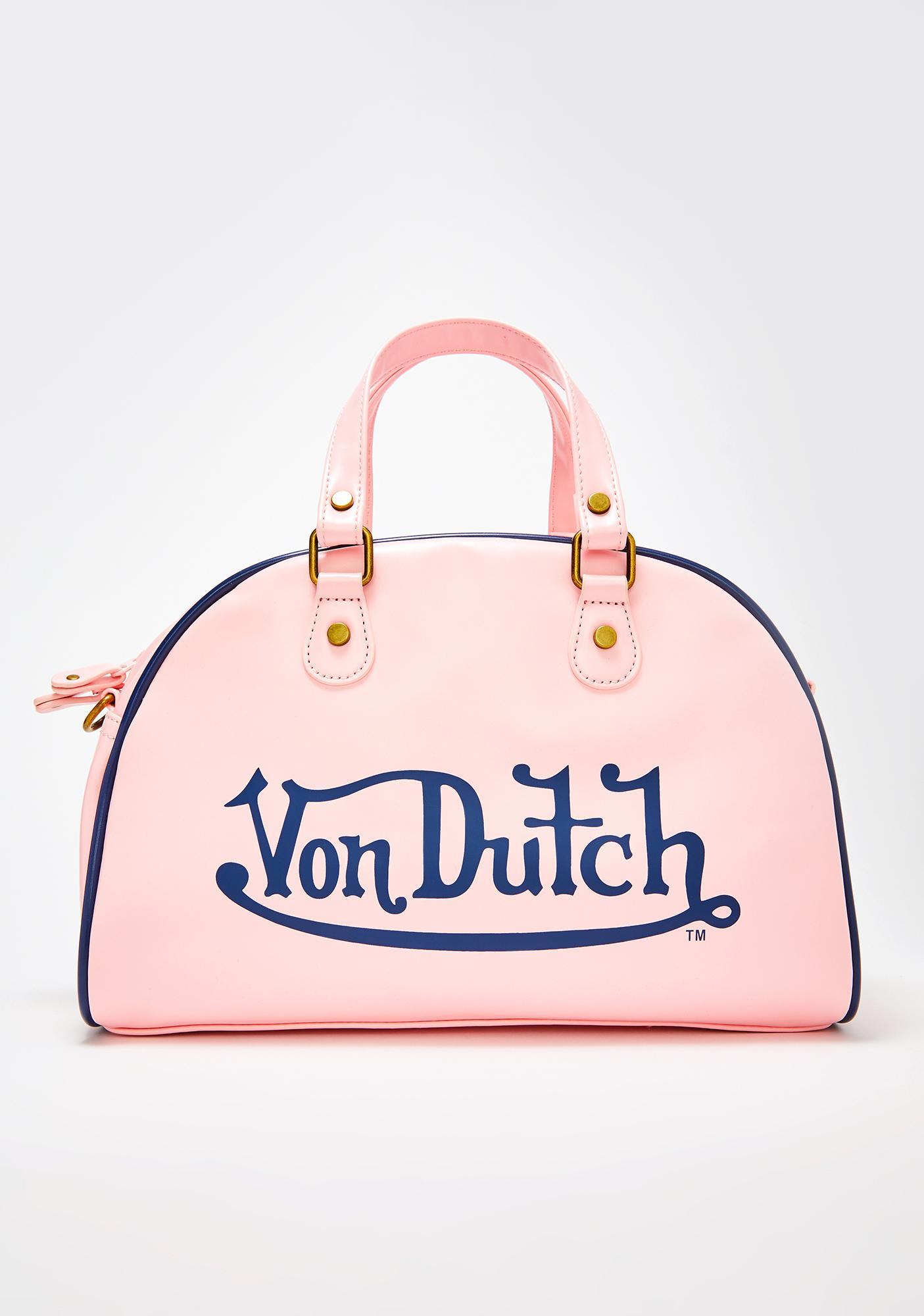 Von Dutch Medium Bowling Bag