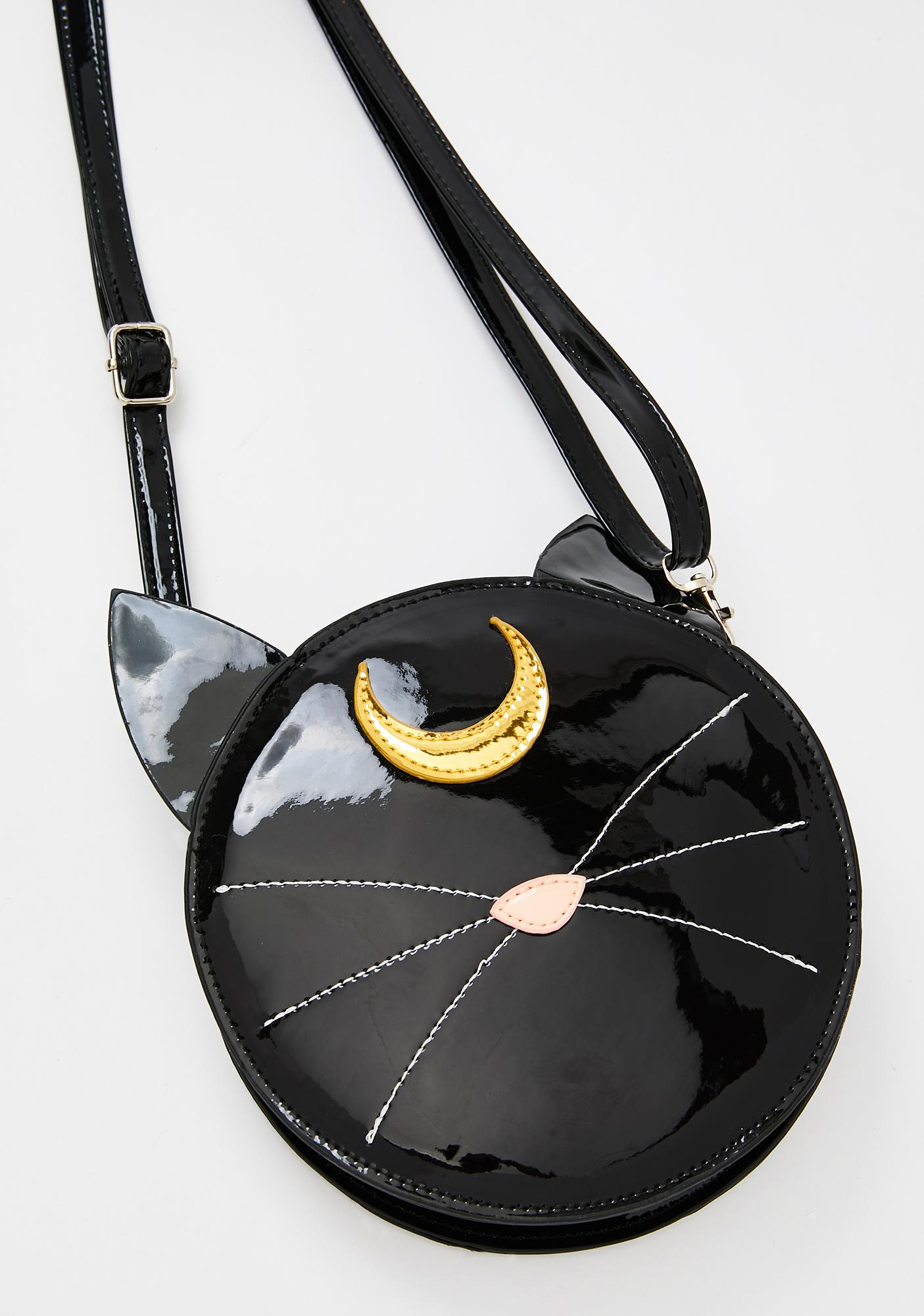 Kursed Kitten Crossbody Bag