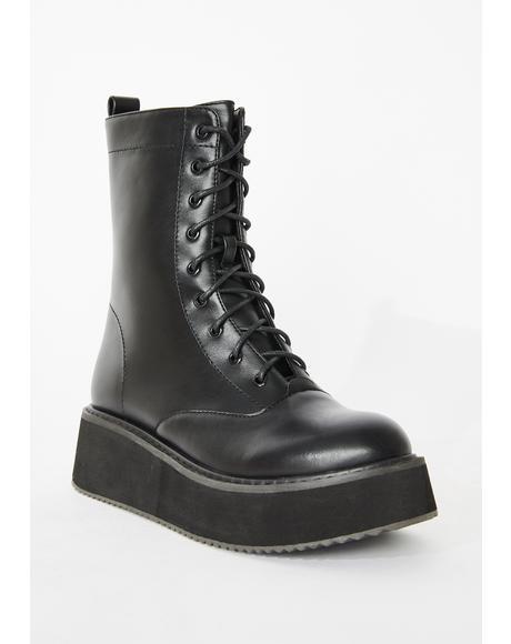 Love Platform Boots