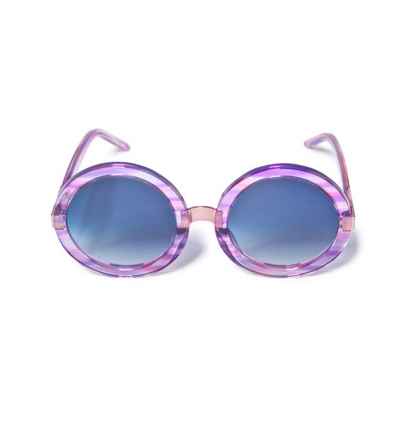 Wildfox Couture Malibu Sunglasses