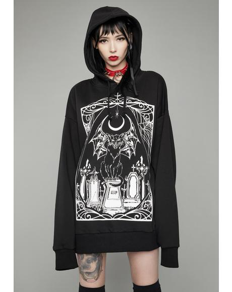 Living Dead Graphic Hoodie
