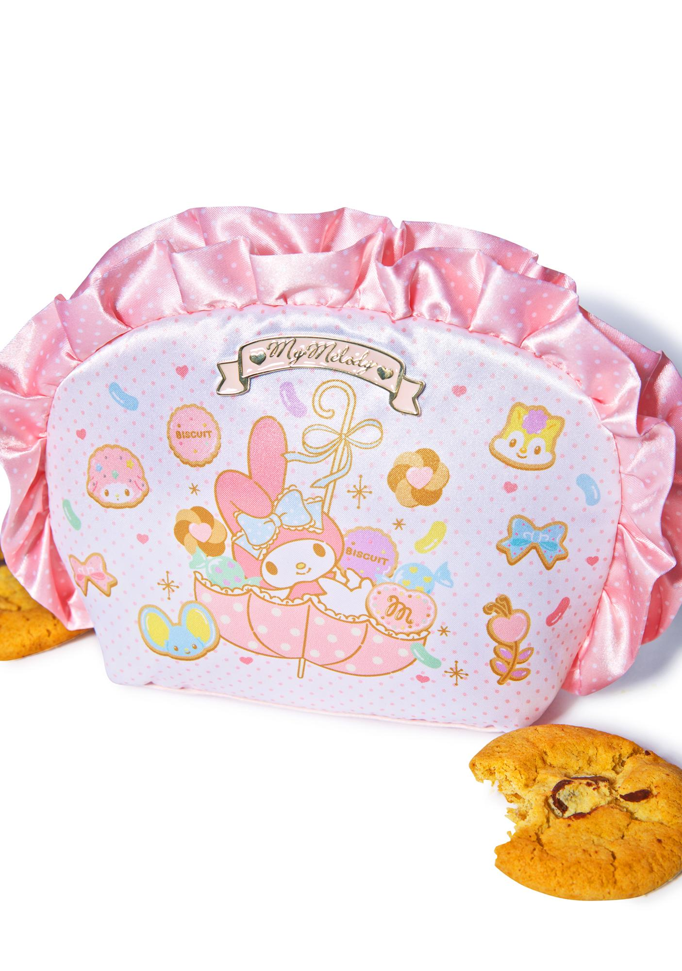 Sanrio My Melody Frilly Cookie Pouch