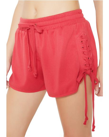 Stolen Base Lounge Shorts