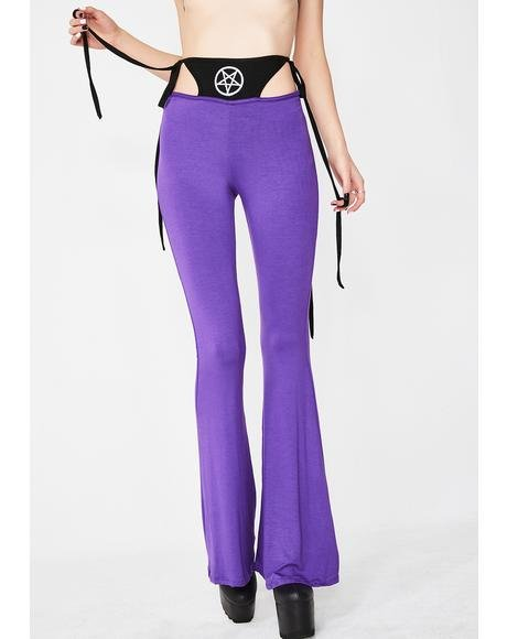 Pentagram G String Pants