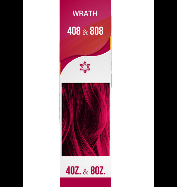 Arctic Fox Wrath Hair Dye