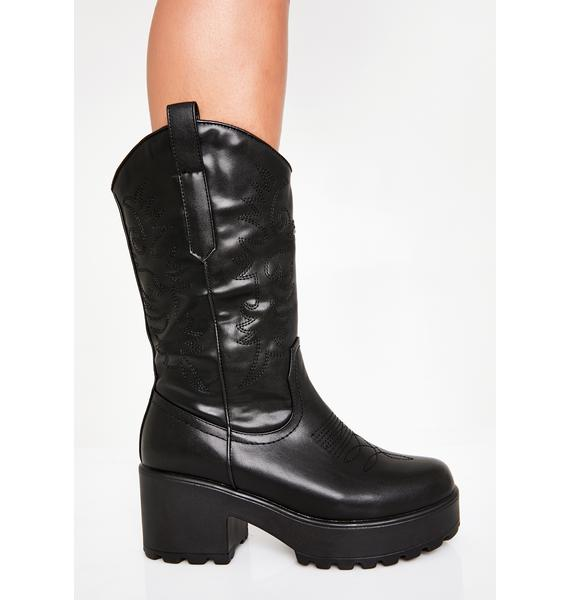 Koi Footwear Diablo Cowboy Boots