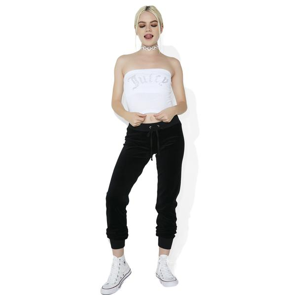 JUICY COUTURE Jersey Tube Top