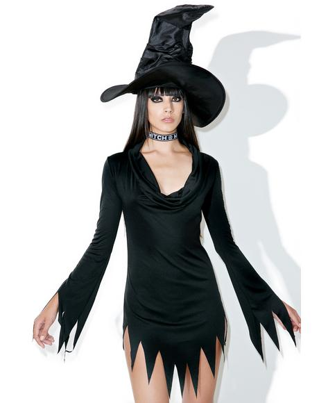Dark Witchery Hat