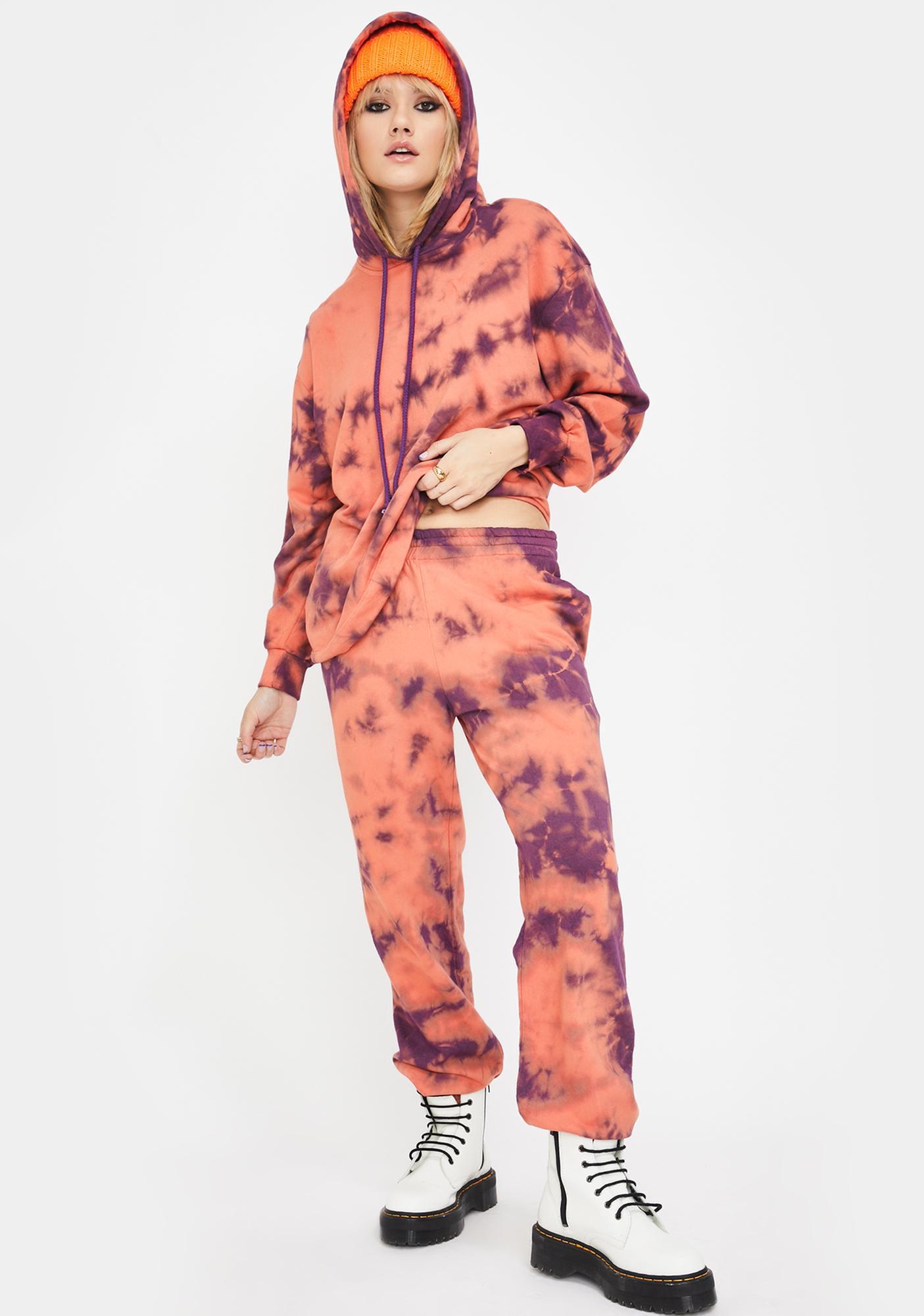 Kiki Riki 100 Percent Chill Tie Dye Set