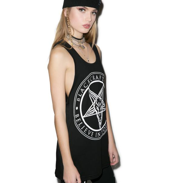 Blackcraft Believe In Yourself Tank