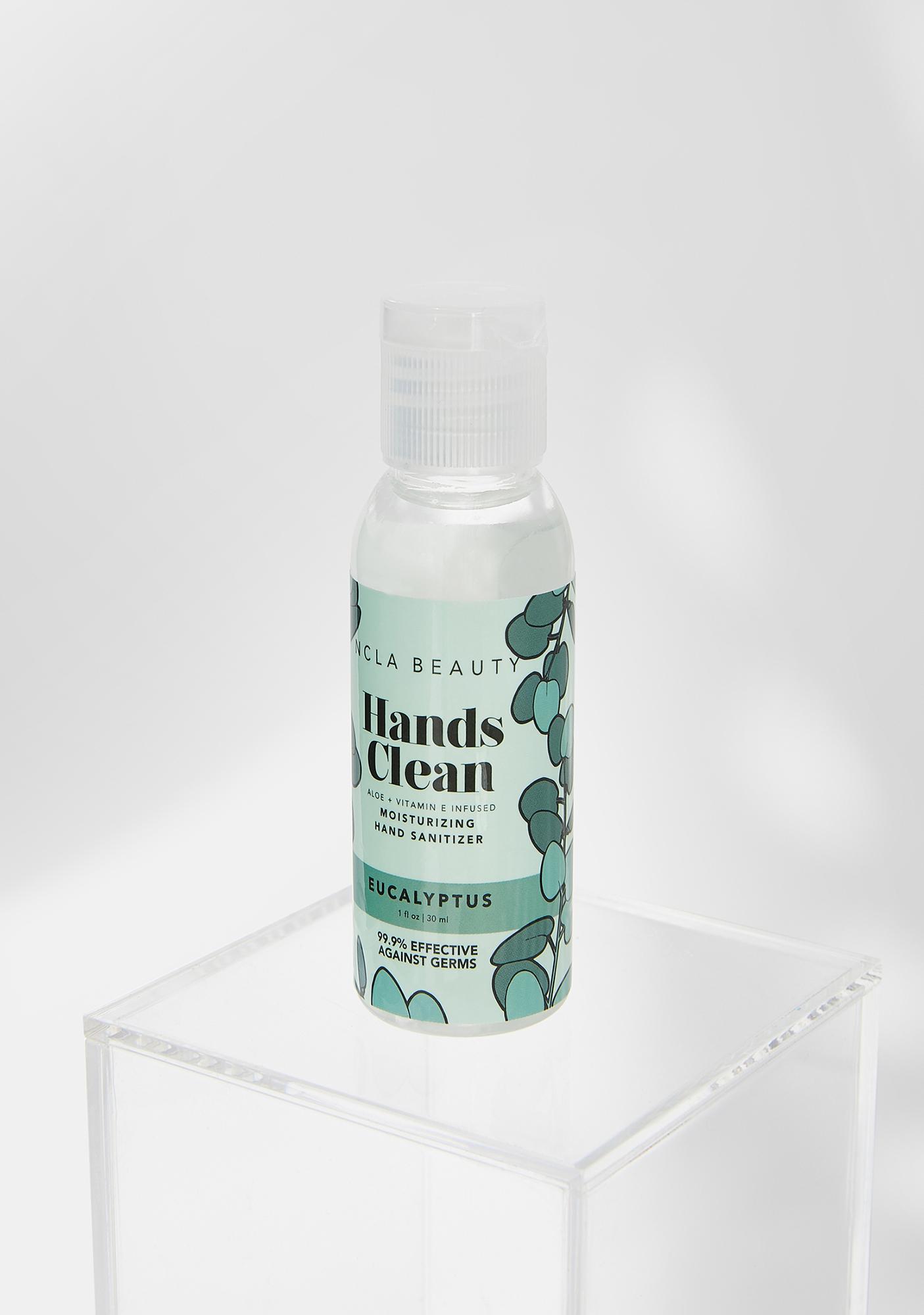NCLA Eucalyptus Hands Clean Moisturizing Hand Sanitizer