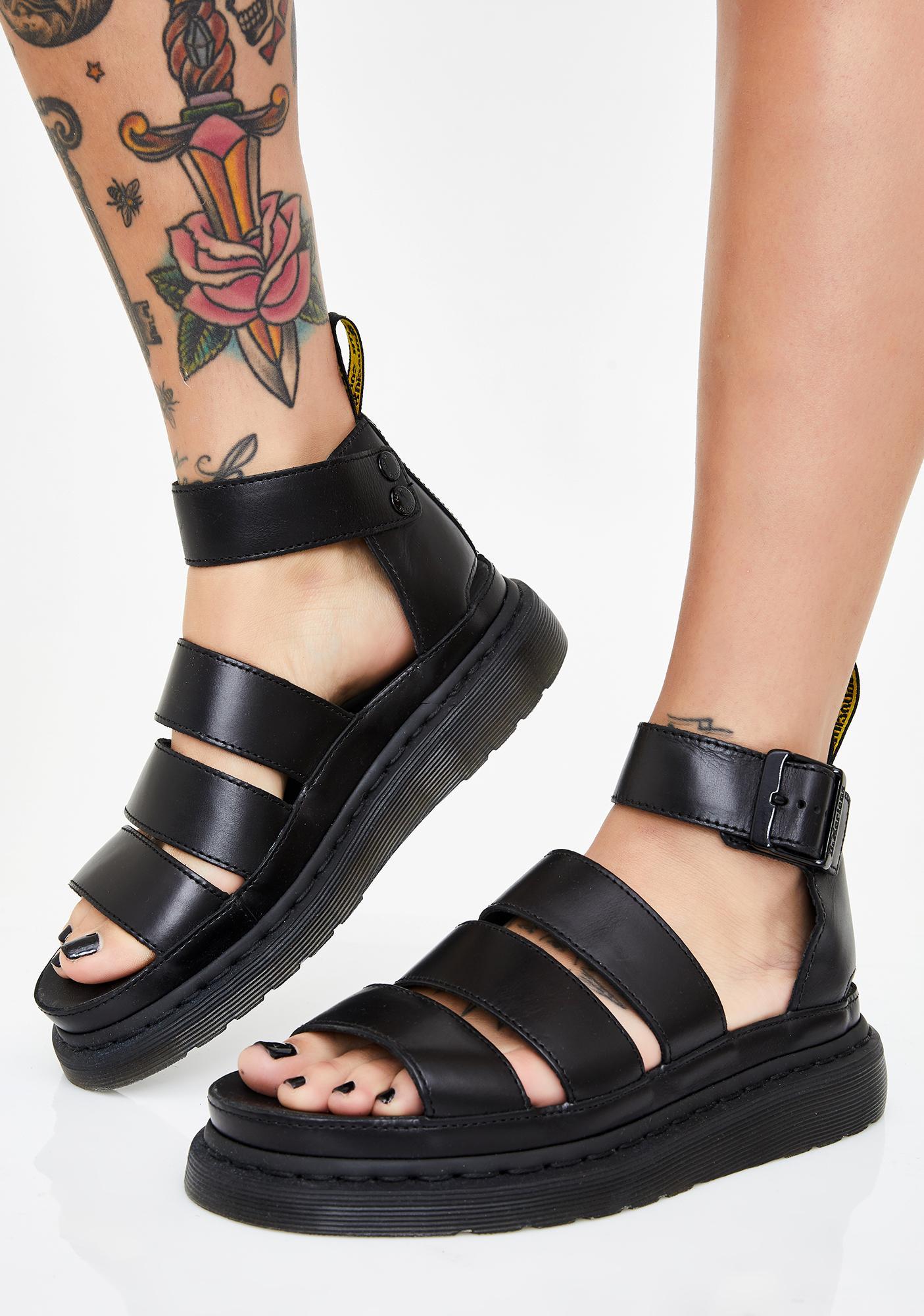 Dr. Martens Clarissa II Brando Sandals