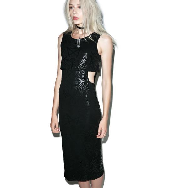 Killstar Logan Shady AF Dress