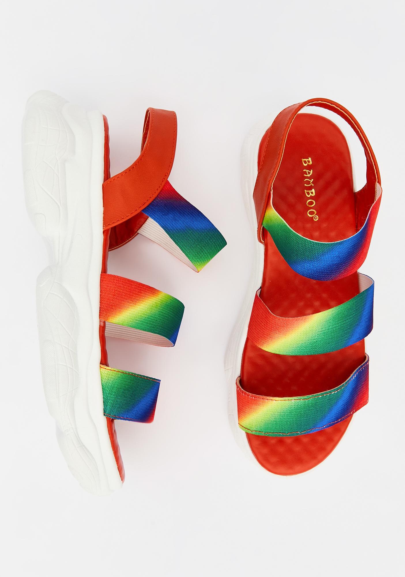 Prism Joy Jumpin' Platform Sandals