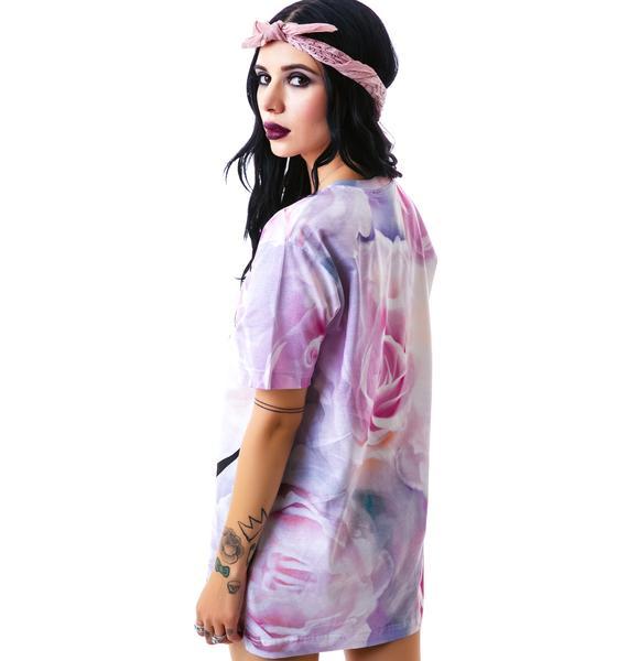 Killstar Pastel Moon T-Shirt
