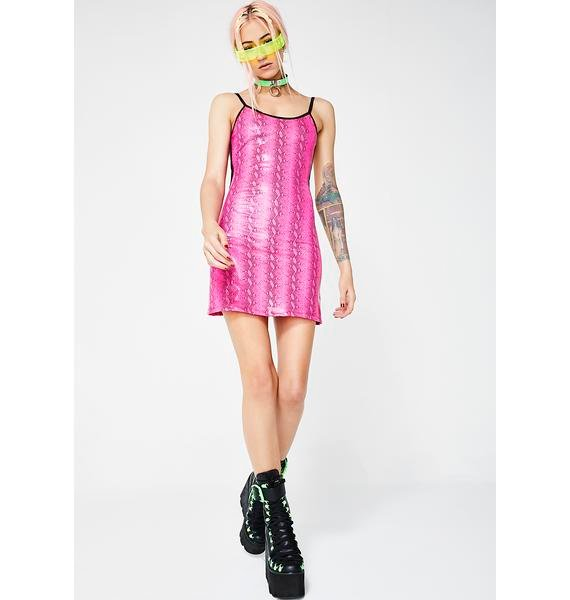 Club Exx Miss OG Sinner Mini Dress